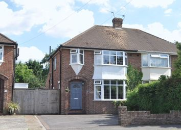 Thumbnail 3 bedroom semi-detached house for sale in Overdale, Ashtead
