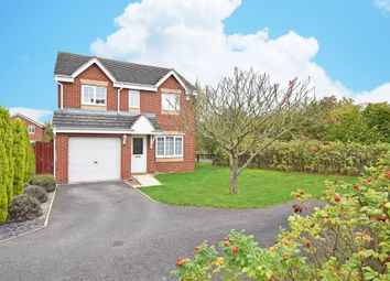 Thumbnail 4 bed detached house for sale in St. Mellion Court, Normanton