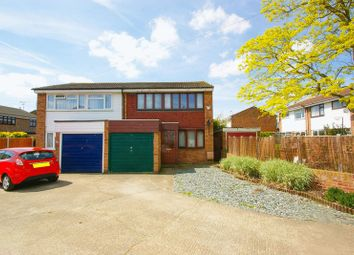Thumbnail 3 bed semi-detached house for sale in Solway, East Tilbury, Tilbury