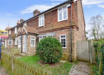 Thumbnail 3 bed end terrace house for sale in Lower Haysden Lane, Tonbridge, Kent