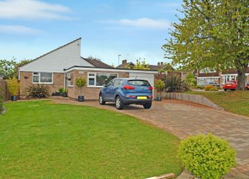 Thumbnail 4 bed bungalow for sale in Brington Close, Wigston, Leicester