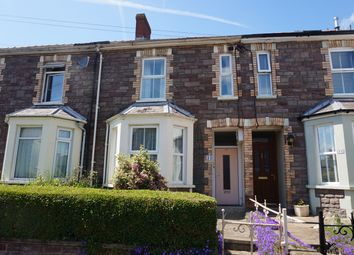 Thumbnail 3 bed terraced house for sale in Park Street, Abergavenny