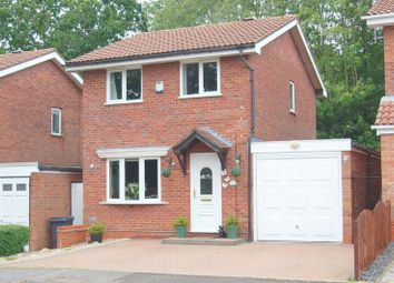 Thumbnail 3 bed detached house for sale in Bascote Close, Headless Cross, Redditch, Worcs.