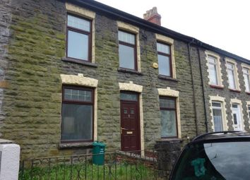 Thumbnail 2 bedroom terraced house to rent in East Road, Tylorstown