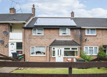 Thumbnail 3 bed terraced house for sale in Cot Farm Circle, Newport
