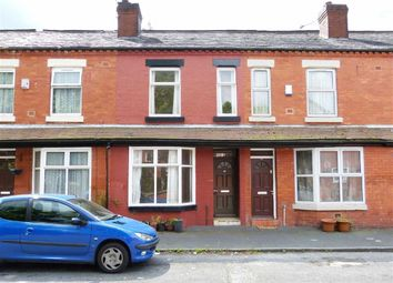 Thumbnail 2 bed terraced house for sale in Salisbury Street, Moss Side, Manchester