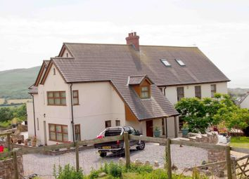 Thumbnail 5 bed detached house for sale in Llangennith, Gower, Swansea