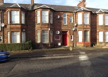 Thumbnail 1 bed flat to rent in Glebe Road, Kilmarnock