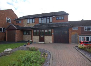 Thumbnail 3 bedroom semi-detached house for sale in Brook Street, Wall Heath