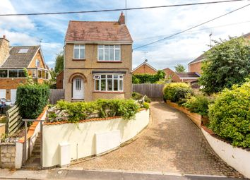 Thumbnail 3 bed detached house for sale in Rushden Road, Wymington, Rushden