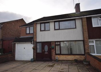 Thumbnail 4 bed semi-detached house for sale in Watergate Lane, Leicester