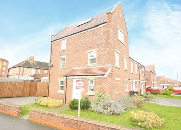 Thumbnail 4 bedroom end terrace house for sale in Church Drive, Shirebrook, Nottinghamshire