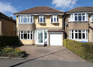 Thumbnail 4 bed detached house for sale in Norton Park View, Sheffield