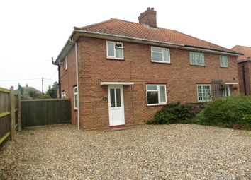 Thumbnail 3 bed semi-detached house to rent in Silfield Avenue, Silfield, Wymondham