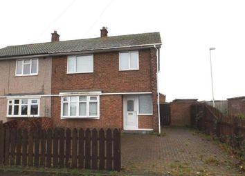 Thumbnail 3 bed semi-detached house for sale in Emley Moor Road, Darlington