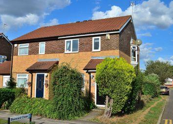 Thumbnail 3 bedroom semi-detached house for sale in Oxman Lane, Greenleys, Milton Keynes