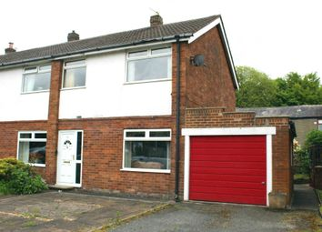 Thumbnail 3 bedroom end terrace house for sale in Whowell Fold, Bolton