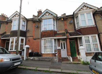 Thumbnail 3 bed terraced house for sale in Silverlands Road, St Leonards-On-Sea, East Sussex