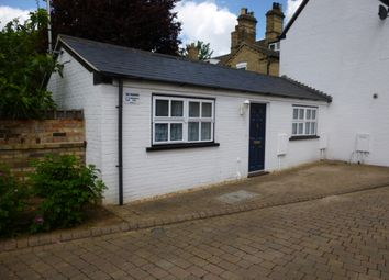 Thumbnail 1 bed bungalow to rent in 3 Terrill Close, Huntingdon