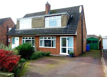 Thumbnail 3 bedroom semi-detached house for sale in Birchover Way, Allestree, Derby