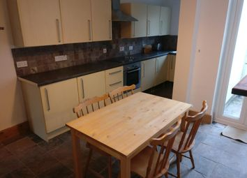Thumbnail 2 bedroom terraced house to rent in Cecil Street, Derby