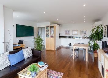 Thumbnail 1 bed flat for sale in Cornmill House, Wharf Street, Deptford