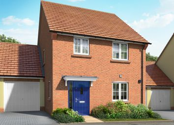 "Thumbnail 3 bed detached house for sale in ""The Morris"" at Elers Way, Thaxted, Dunmow"