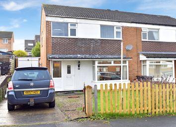 3 bed semi-detached house for sale in Burnside Road, Harrogate, North Yorkshire HG1