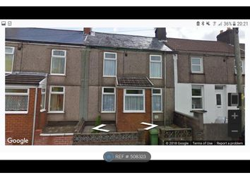 Thumbnail 2 bed terraced house to rent in Gelliarael Road, Gilfach Goch, Porth