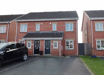 Thumbnail 3 bed semi-detached house for sale in Ennerdale Road, Tyldesley, Manchester