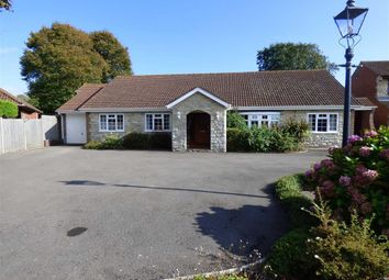 Thumbnail 4 bed detached bungalow for sale in The Spinney, Lorton Lane, Weymouth