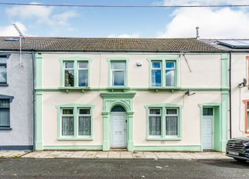Thumbnail 4 bed terraced house for sale in Muriel Terrace, Dowlais, Merthyr Tydfil