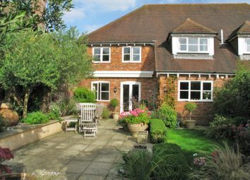 Thumbnail 4 bed semi-detached house to rent in Burton Park, Nr Petworth, West Sussex