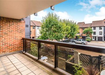 Thumbnail 2 bed flat for sale in Cadland Court, Channel Way, Southampton