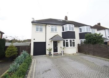 Thumbnail 5 bed semi-detached house for sale in Bexley Lane, Sidcup