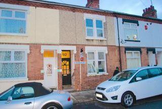 Thumbnail Room to rent in Southampton Road, Northampton