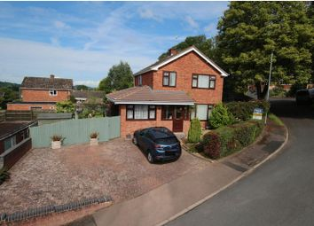 Thumbnail 3 bed detached house for sale in Nover Wood Drive, Fownhope, Hereford