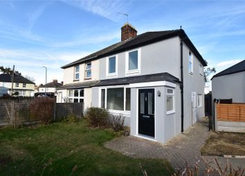 Thumbnail 3 bed semi-detached house for sale in Beech Road, Tree Estate, Dartford, Kent