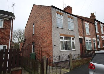 Thumbnail 3 bed end terrace house for sale in Burns Street, Heanor