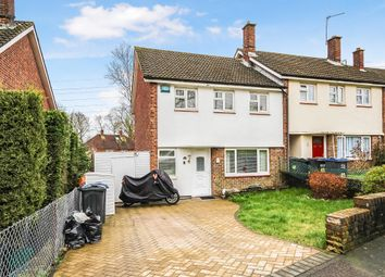 Thumbnail 3 bedroom end terrace house for sale in Tedder Road, Selsdon, South Croydon