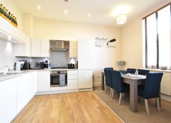 Thumbnail 1 bed flat for sale in West Park Road, Epsom