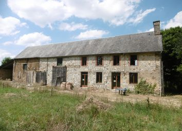 Thumbnail 1 bed country house for sale in Mortain, Manche, 50140, France