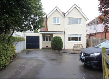 Thumbnail 6 bed detached house for sale in Barton Court Road, New Milton
