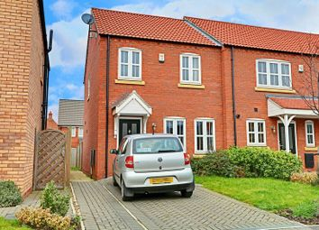 Thumbnail 3 bed terraced house for sale in Bowland Way, Kingswood, Hull