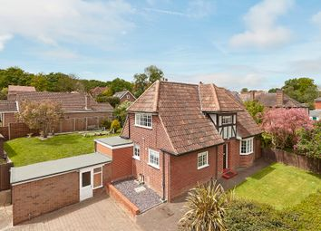 Thumbnail 3 bed detached house for sale in Hamlet Road, Haverhill, Suffolk
