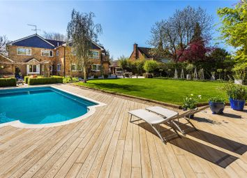 Thumbnail 5 bed detached house for sale in Barnett Lane, Wonersh, Guildford, Surrey