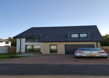 Thumbnail 4 bed detached house to rent in Charles Drive, Milton Of Campsie