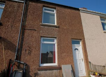 Thumbnail 2 bed terraced house to rent in Percy Terrace, Consett