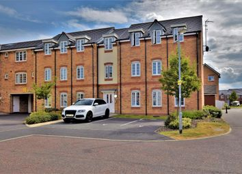 Thumbnail 2 bed flat for sale in Pear Tree Close, Wesham, Preston
