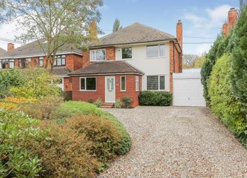 Thumbnail 3 bed detached house for sale in Station Road, Nether Whitacre, Coleshill, Birmingham